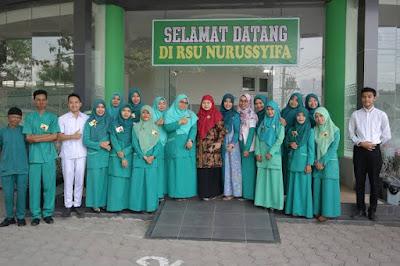Info Lowongan RSU Nurussyifa Sebagai Analis Kesehatan, & Bidan