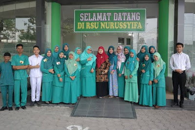 Lowongan Fisioterapi, Analis Kesehatan, Tenaga IT, Chef Masak, Perawat Umum, Rekam Medik, & Kasir RSU Nurussyifa Kudus
