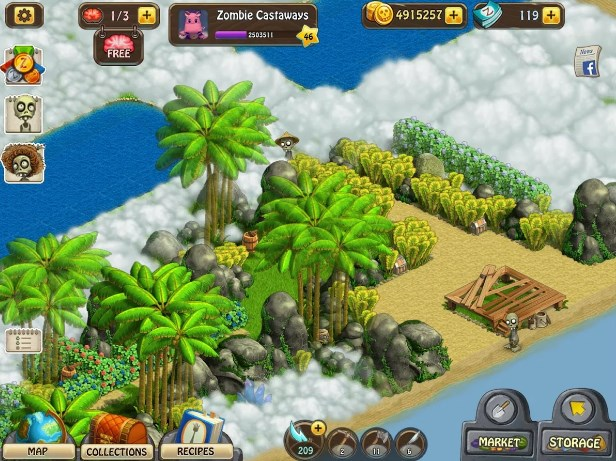 Download Game Zombie Castaways Mod Apk Terbaru For Android