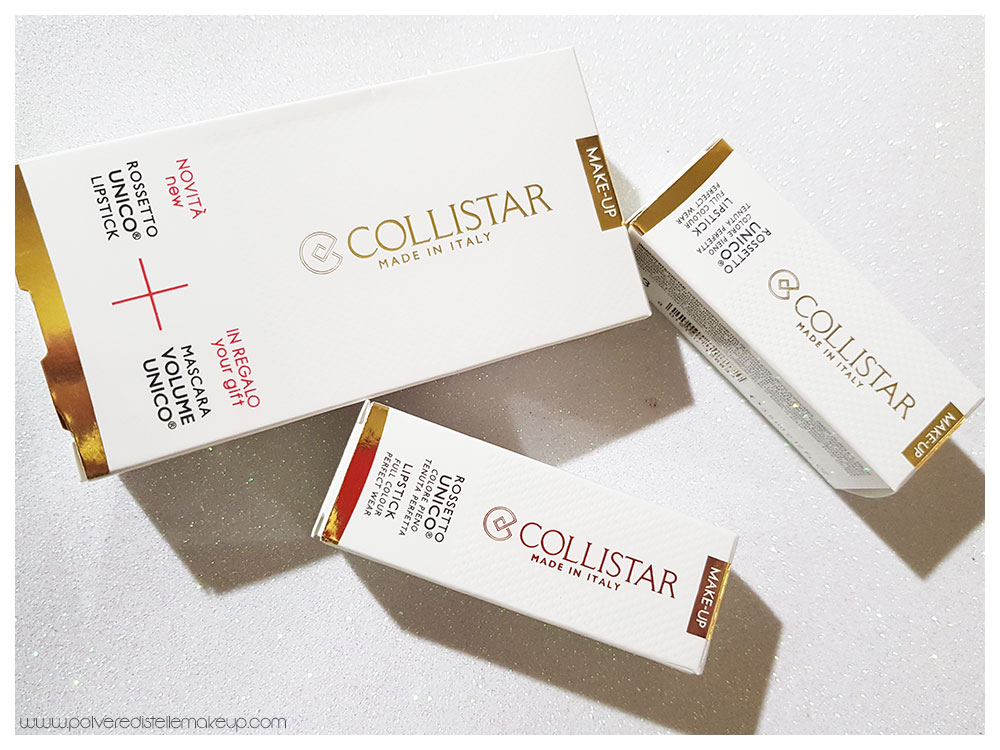 Rossetto Unico Collistar