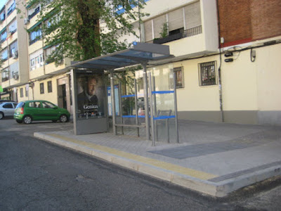 PLATAFORMA SINDICAL EMT MADRID: Mejoras en 190 paradas de la EMT
