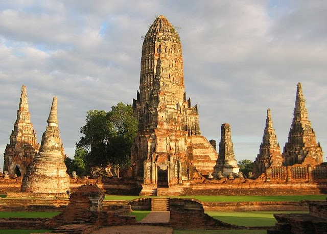 Profil mengenai Thailand