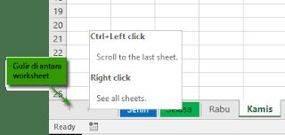 Gambar scrolling button