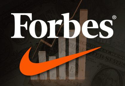 Forbes publica las marcas más valiosas del deporte