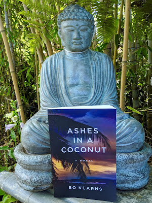 Bo Kearns Debut Author Spotlight #NewBook #20Questions at Operation Awesome ~Ashes in a Coconut~ Book #mustread