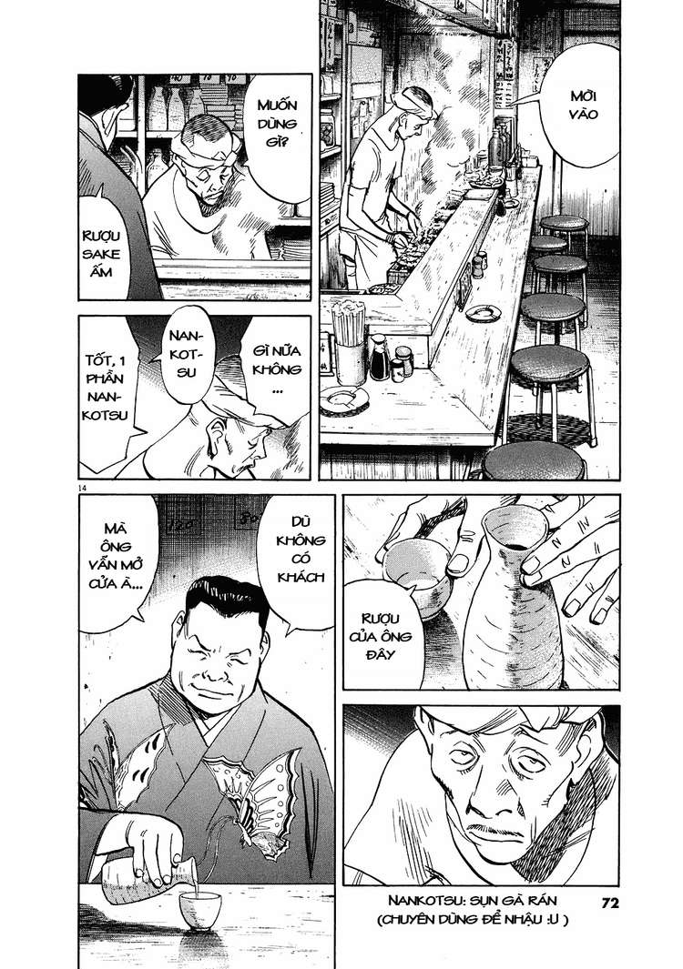 20th Century Boys chapter 240 trang 29
