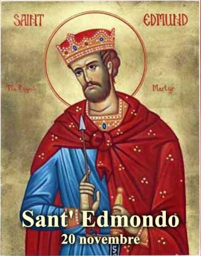 Eolie News Santo Del Giorno Santo Edmondo