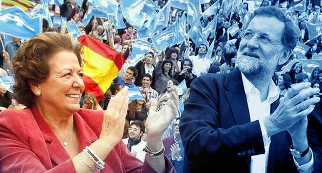 El PP de Barberá pagó 175.000 euros en billetes de 500 por anuncios en medios de comunicación en la campaña de 2007