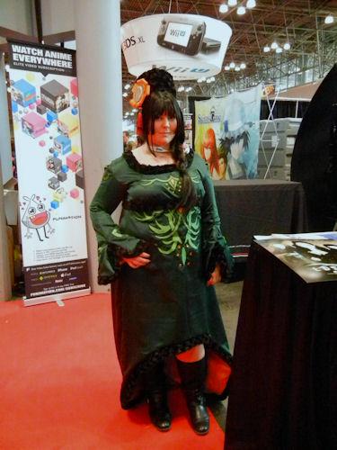New York Comic Con 2012, Part 2 - October 13, 2013