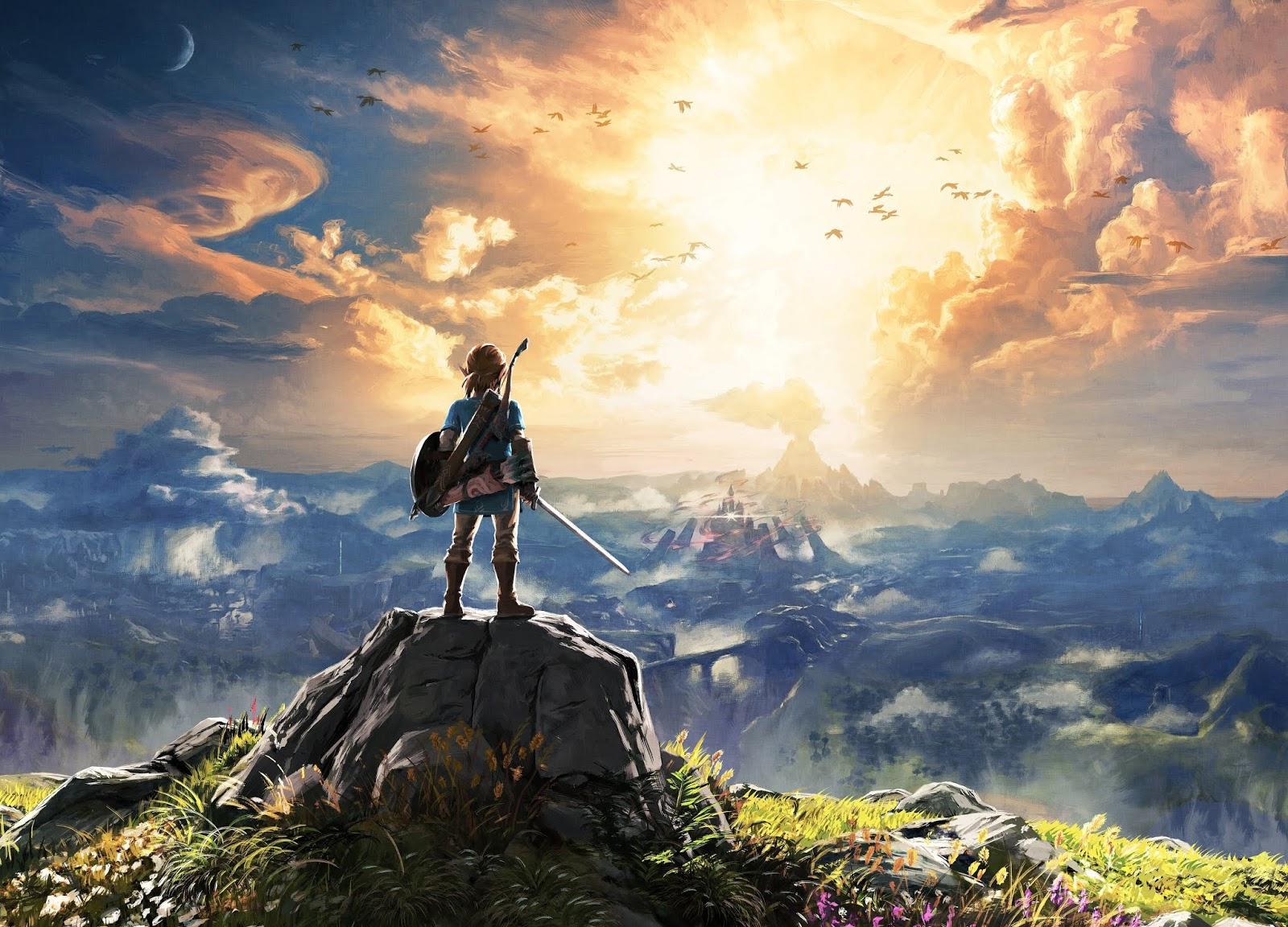 Breath of the Wild se ha agregado a la cronología oficial de The Legend of Zelda