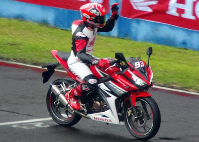 Honda CBR150R 2016 2