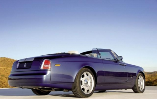 the first rolls royce phantom drophead coup the most expensive car ever sold new in the u s. Black Bedroom Furniture Sets. Home Design Ideas