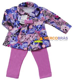 Fabricante de moda infantil de Terra Roxa