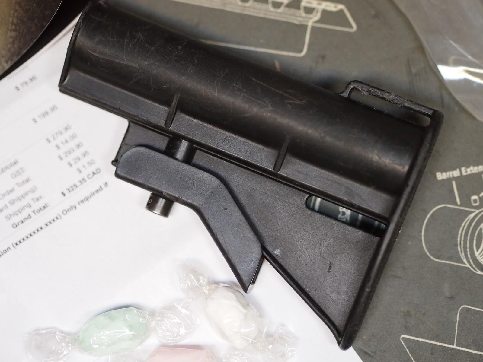 Mister Donuts Firearms Blog Diemaco Surplus Parts Colt Fiberlite