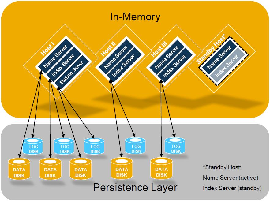 SAP Infrastructure Integration - Experiences and Thoughts: SAP HANA
