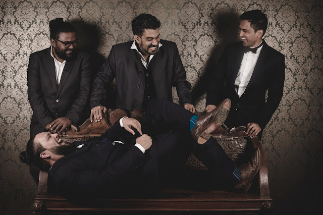 Shiro brings to you its signature Velvet Sessions with Carlton Braganza