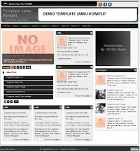 Download Template Gratis Jamu Komplit