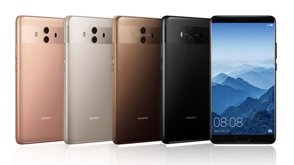 Huawei Mate 10 ve Mate 10 Pro Duyuruldu