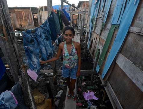 Em Pernambuco, 1,2 milhão de pessoas vivem em extrema pobreza