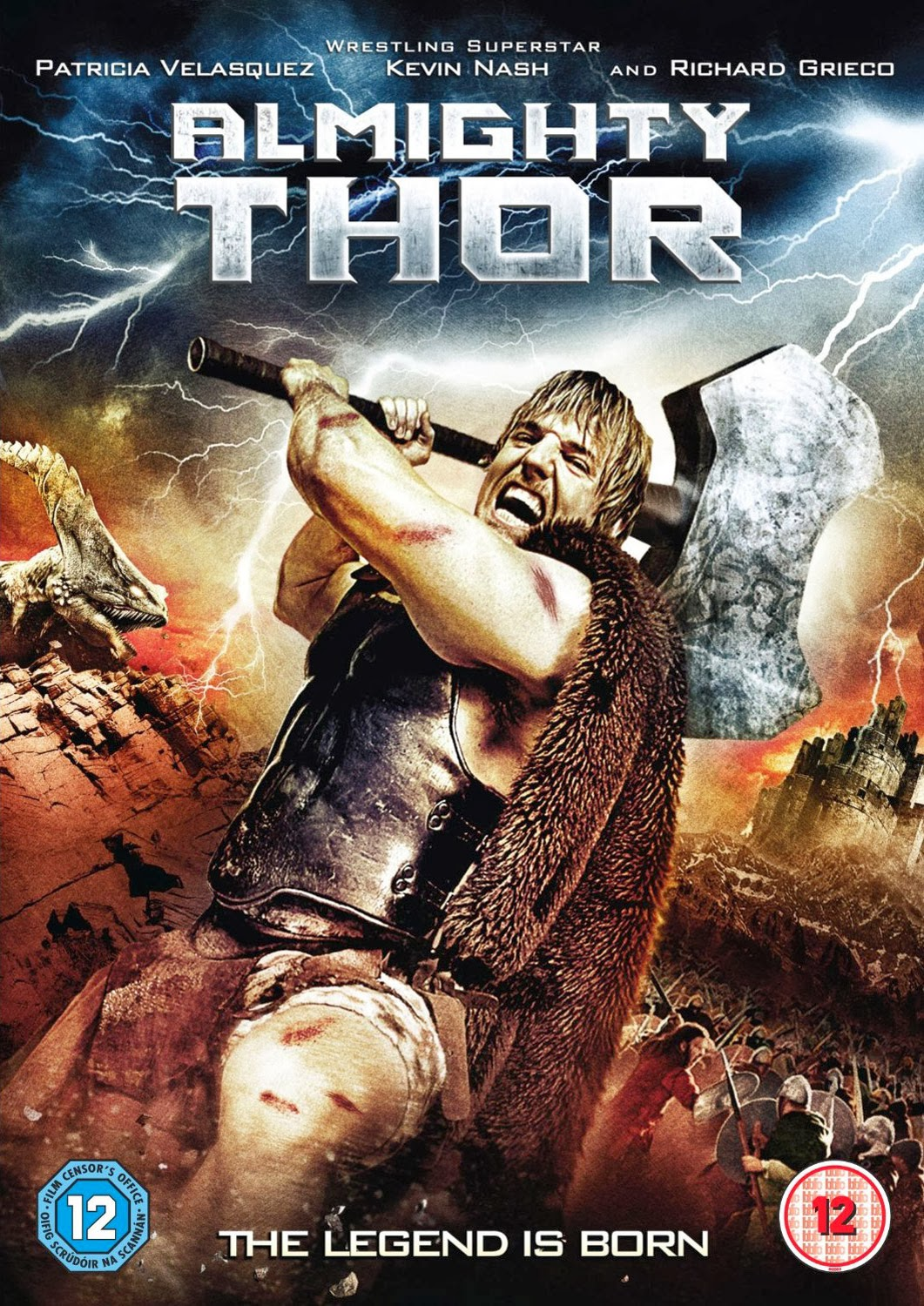Almighty Thor (2011) Hindi Dubbed BRRip