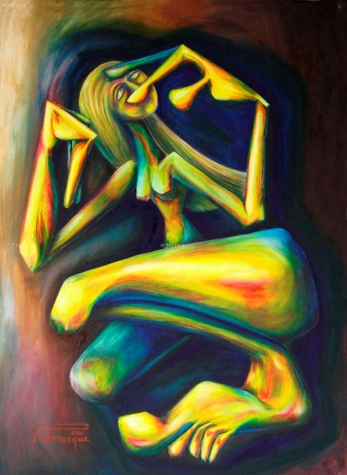 Современные художники Аргентины. Virginia Palomeque 11