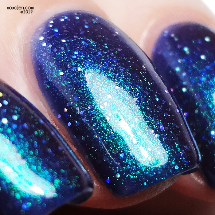 xoxoJen's swatch of Glam Polish Draught Of Peace