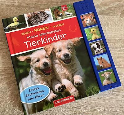 Kinderbuch Meine allerliebsten Tierkinder