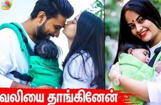 Suja Varunee on Motherhood | Shivakumar