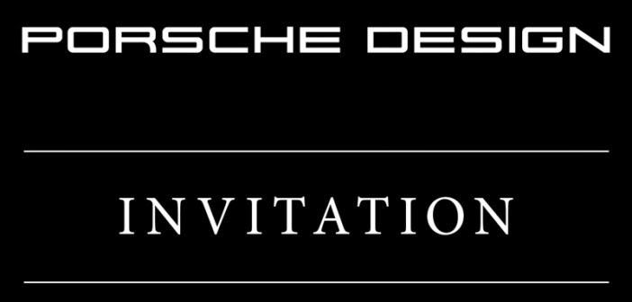 El Porsche Design P'9983 al parecer será presentado el 17 de septiembre