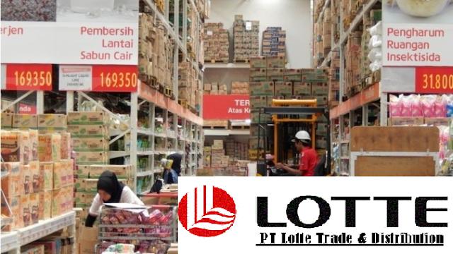 Lowongan Kerja PT. Lotte Trade & Distribution, Jobs: Area Sales Supervisor, Deputy National Sales Manager, Etc.