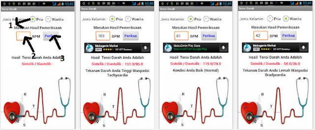 Tekanan Darah Digital
