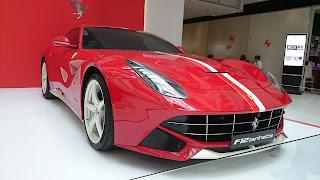 Ferrari F12 Berlinetta Singapore