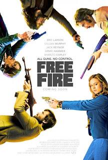Sinopsis Film Free Fire (2016)