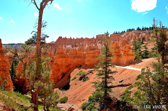 Navajo/Queens Garden Loop Trail, Bryce Canyon National Park