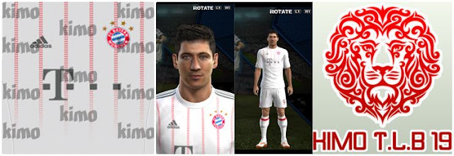 PES 2013 Bayern Munchen Third Kit 2017-18 By KIMO T.L.B 19
