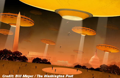 UFO Truthers Want to Make Roswell a Political Issue for 2016