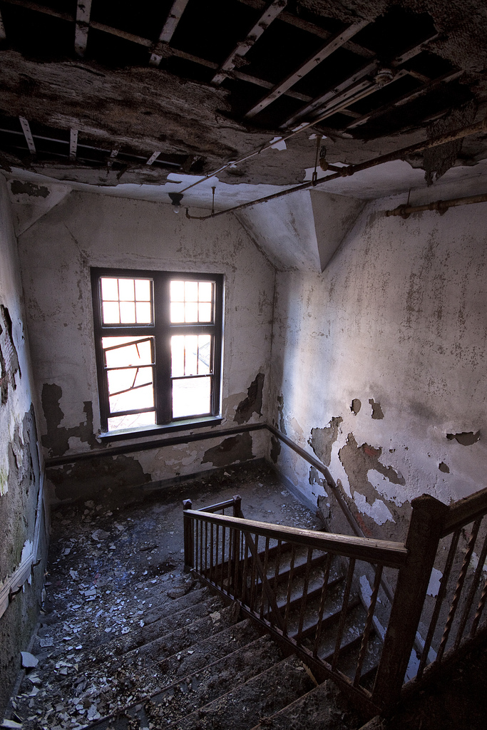 Deserted Places: Inside An Abandoned All-Girls School, Part 2