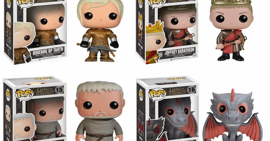cbbb01c21e43c Collecting Toyz  Funko POP! Game Of Thrones Series 3 Announced