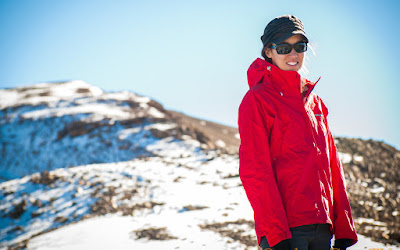 Patagonia jacket resmi pendakian gunung Everest