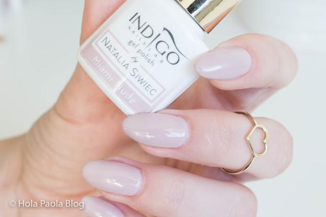 hola paola blog paznokcie hybrydowe blog o paznokciach jak malować paznokcie kolory lakierów indigo nails miami 2017 natalia siwiec