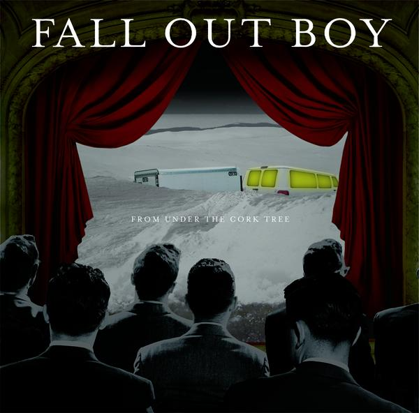 Fall Out Boy - From Under the Cork Tree Cover