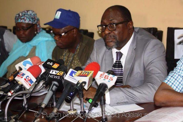 Edo State election results collation