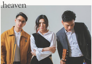 Afgan, Isyana Sarasvati, Rendy Pandugo Heaven Mp3