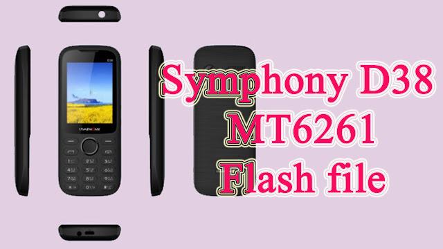 Symphony D38 MT6261