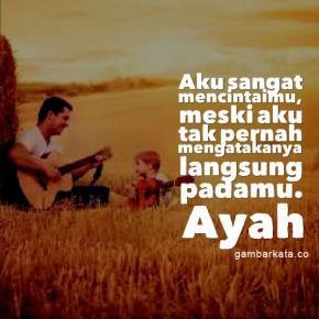 sayang ayah
