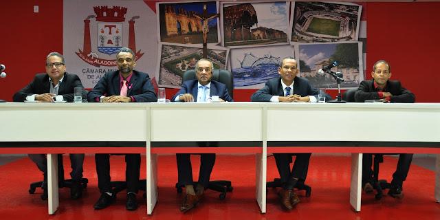 Câmara Municipal de Alagoinhas aprova projeto de lei que cria premiação para escolas públicas