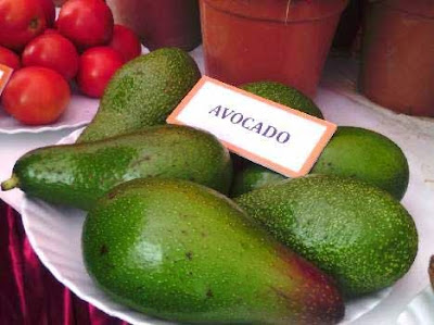 4. एवोकैडो नाशपाति (Avocado Pear)