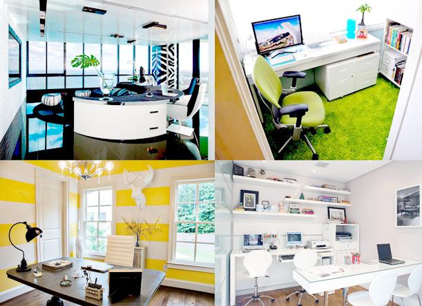 Desain Ruang Kerja Minimalis Dan Modern