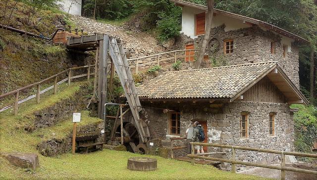 Vecchio mulino Val di Cembra