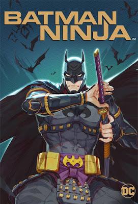 Batman Ninja [2018] [NTSC/DVDR- Custom HD] Ingles, Español Latino